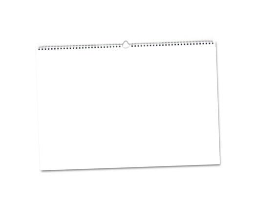 Calendario colgador
